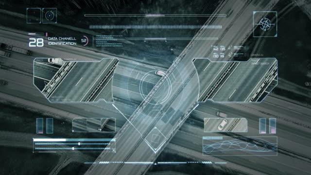 Visual tracker video