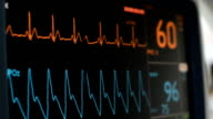 Vital signs monitor video