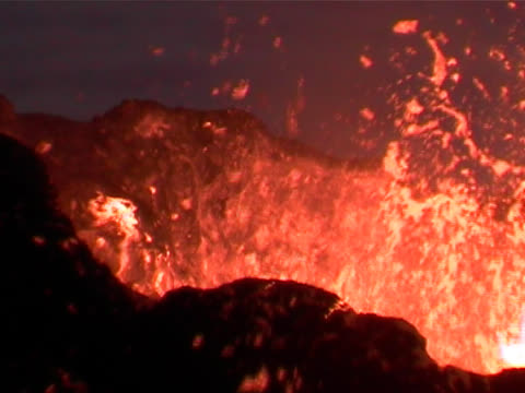 volcanic eruption 2 video