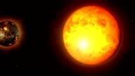 Volcanic Planet video
