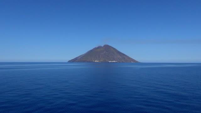 Volcano - Stomboli, Italy video