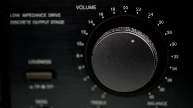 volume control up and down video