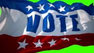 Vote USA American Election video