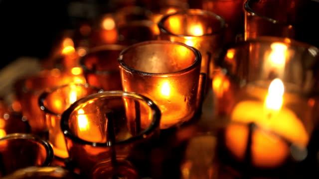 Votive Candles video