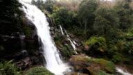 Wachirathan waterfall video