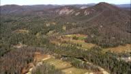Wade Hampton Golf Club  - Aerial View - North Carolina,  Jackson County,  United States video
