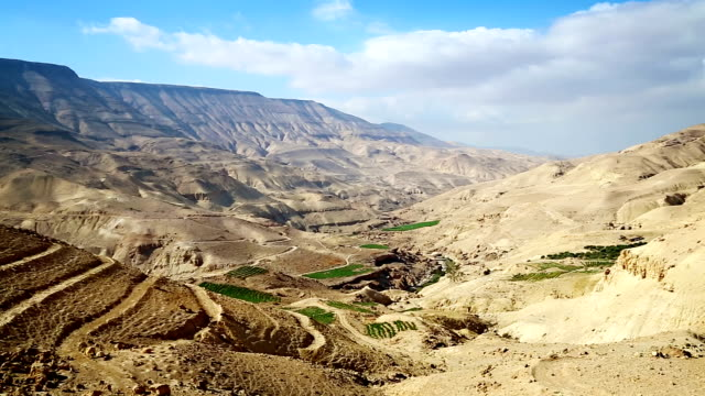 Wadi Al Mujib Valley / Jordan video