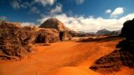 Wadi Rum desert, Jordan video