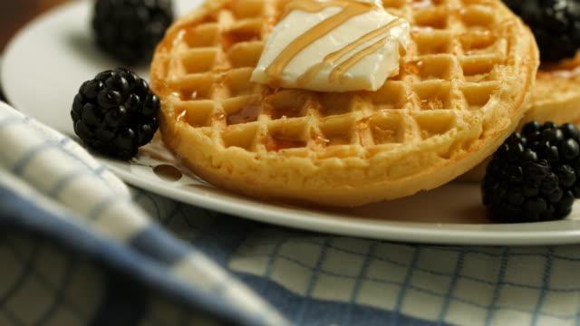 Waffles! video