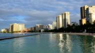 Waikiki Beach/Honolulu video