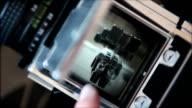 Waist Level Finder viewfinder video