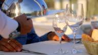 HD waiter video