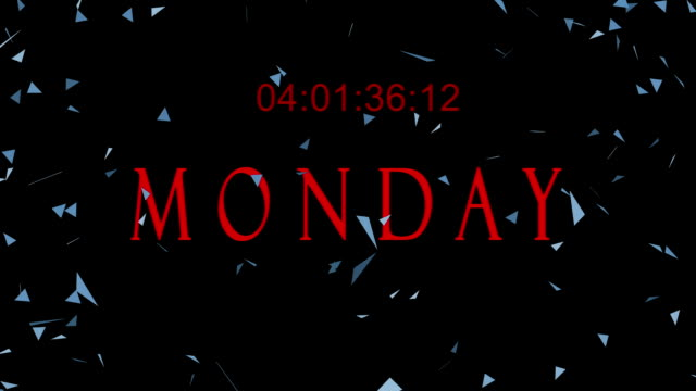 Waiting for monday video