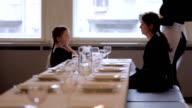 DOLLY: Waitress serves video