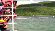 Wake-boarding video