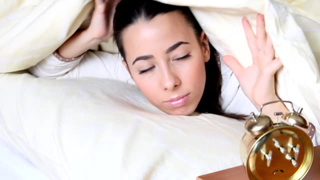 Waking up video