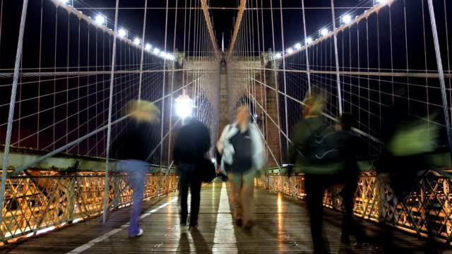 Walk on the Bridge video
