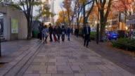 POV,Walking around in Harajuku,Tokyo,Japan video