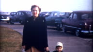 Walking In Chicago 1957 video