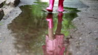 Walking In Puddles video