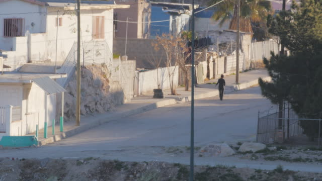 Walking in the Streets of Juarez, Mexico. video