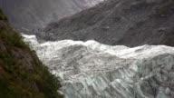 walking on a glacier video