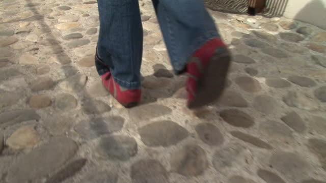 HD: Walking video