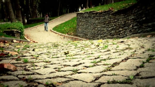 Walking video