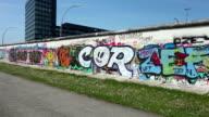 Wall of Berlin video