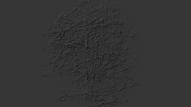 Wall Scratch Study 2 video