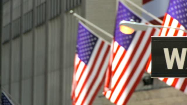Wall Street New York video