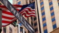 Wall Street NYC video