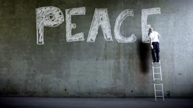 Wall Street Peace video