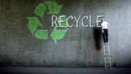 Wall Street Recycling video