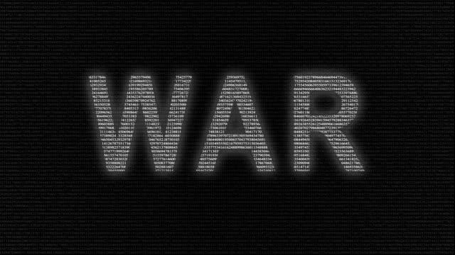 War word animation video