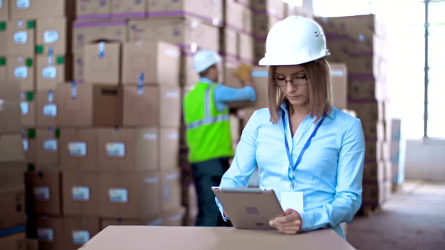 Warehouse Workday video