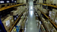 Warehouses video