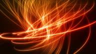 Warm Electric Line Tornado Rotation Loop video