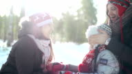 Warm Relationship in Cold Winter video