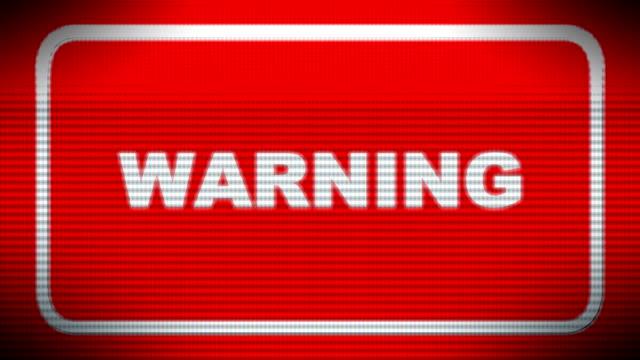 Warning Control Monitor video