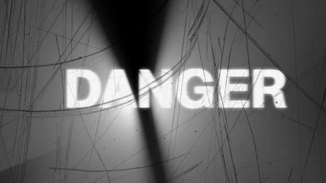 Warnings with Film Scratches video