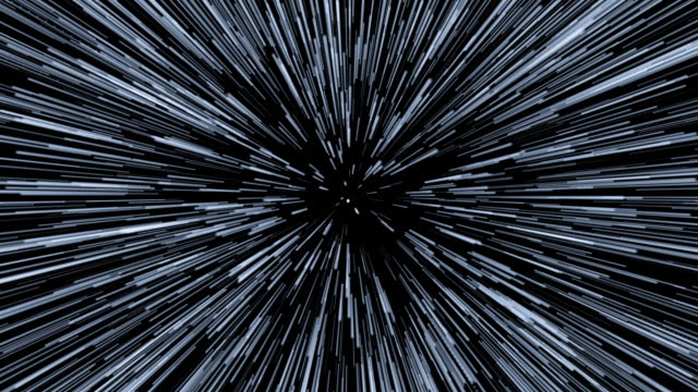 Warp Speed video