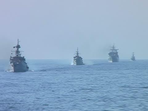 Warship. PAL. video