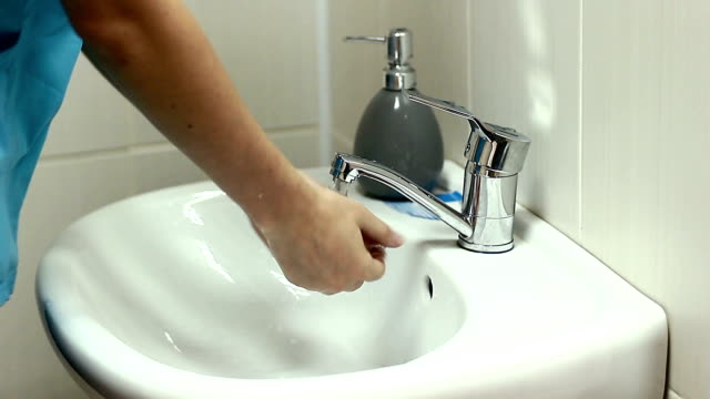 Wash your hands with soap video