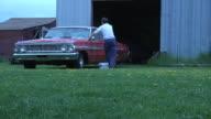 Washing Car video