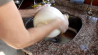 Washing Dishes video