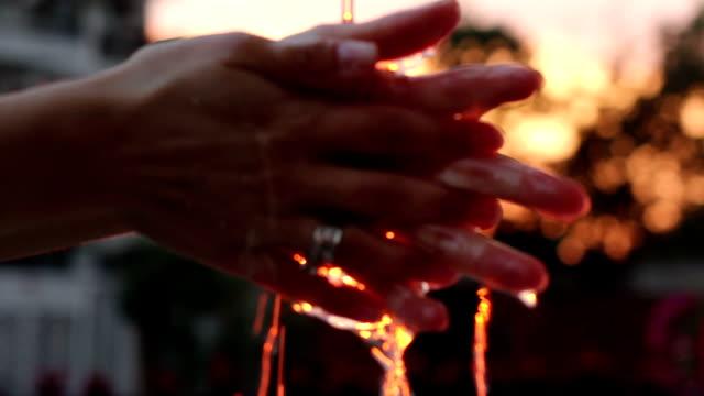 Washing Hands video