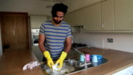 Washing the Dishes video
