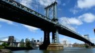 Washington Bridge time lapse video
