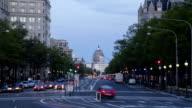 Washington DC Capitol Timelapse video